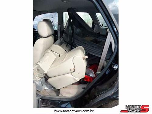 jac j6 - 2010 mecanico sucata  para retirada de peças (nao v