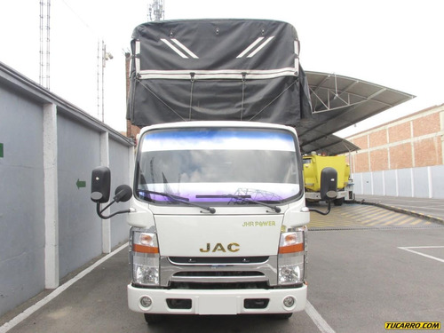 jac jhr power camión estacas