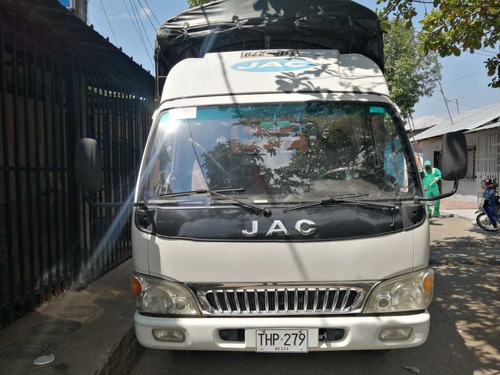 jac modelo 2015 estaca de 3,5 toneladas