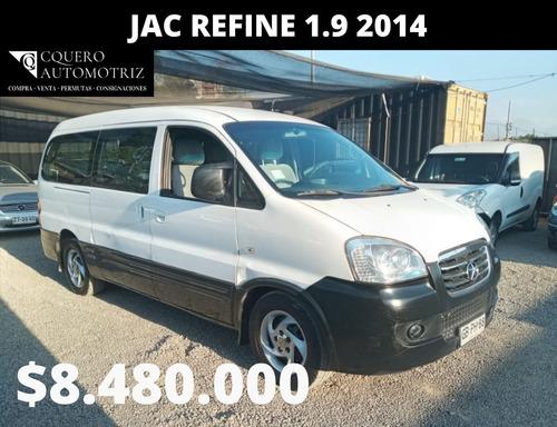 jac refine 1.9 2014