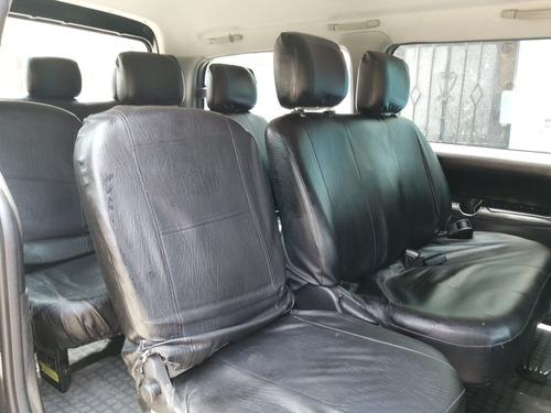 jac refine año 2015 combus. glp y gasolina con 12 asientos