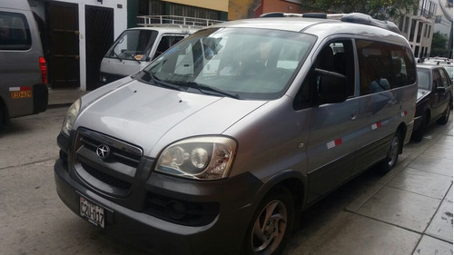 jac refine  minivan