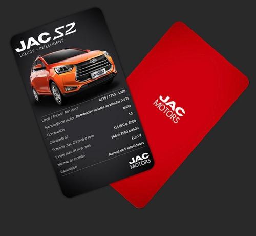 jac s2 1.5 intelligent 2020
