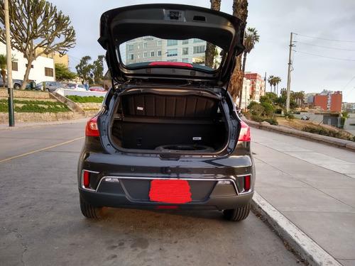 jac s2 2018 color negro / gasolina y glp