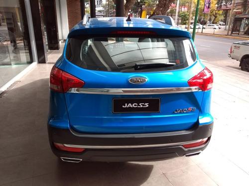 jac s3 1.6 intelligent manual 0km mt5 jac motors