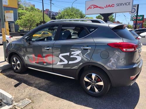 jac s3 1.6 mt intelligent - garantia 7 años