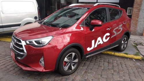 jac s3 intelligent cvt 2019 test drive s/ patentar