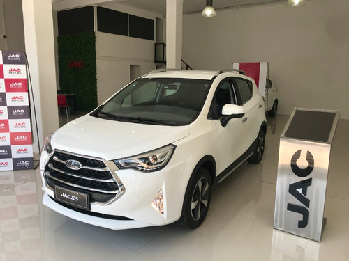 jac s3 intelligent cvt 2020