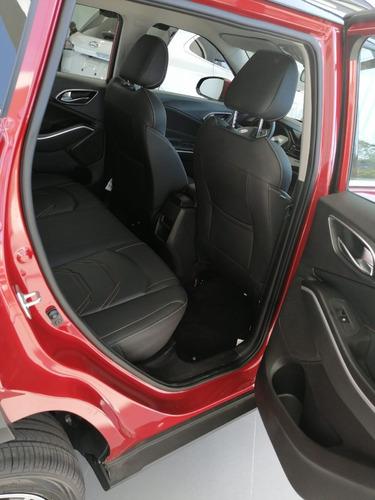 jac sei4 2020 motor 1.5t rojo/ techo bitono 5 puertas