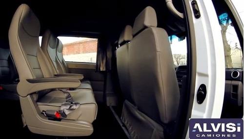 jac sunray minibus 15 pasajeros + conductor precio sin iva