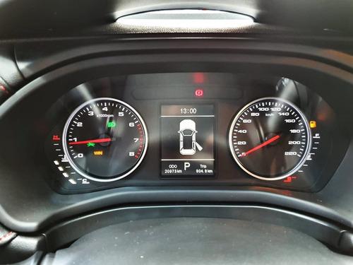 jac t40 1.6 16v gasolina 4p cvt