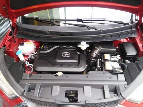 jac t5 aut. 1.5 flex 2017 vermelho apenas 5.400km
