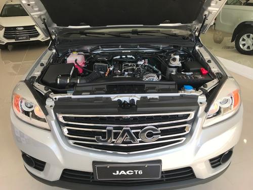 jac t6 4x4 cabina doble 0 km. 2019