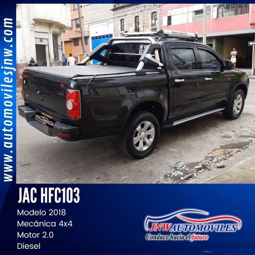 jac t6 hfc103 mecanica 4x4 diesel