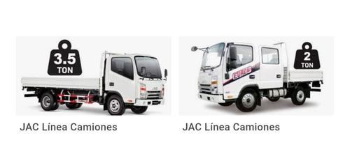 jac /toyota/hino todos los modelos  nueva /seminueva