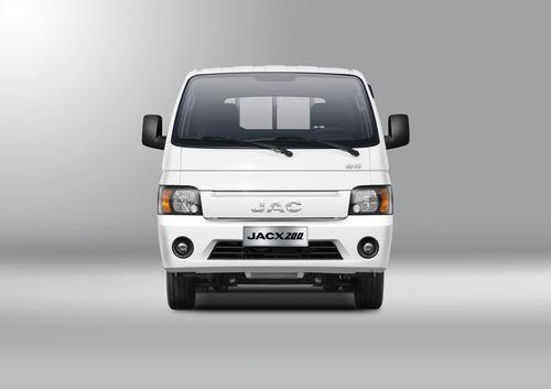 jac x200 2.0 mt luxury - garantia 5 años