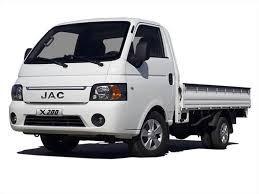 jac x200 mt 2019