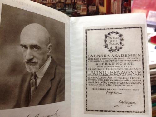 jacinto benavente -  obras completas - tomo i - aguilar joya