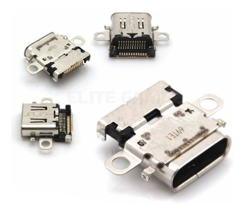 jack centro de carga tipo c para consola nintendo switch