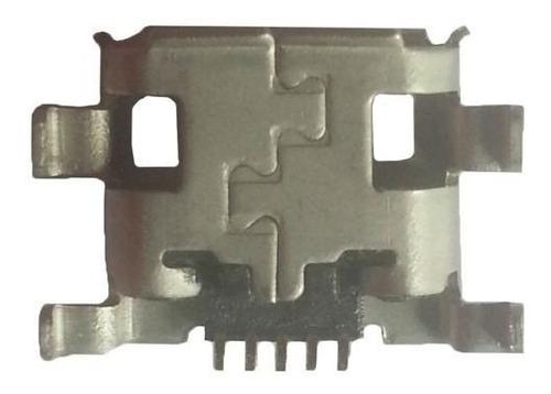 jack conector carga dl tx-254 tx254 multilaser m73g kit 4un