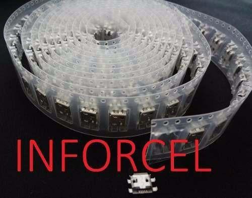 jack conector carga tablet genesis 7340 micro usb 5 original