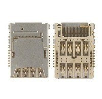 jack conector chip sim card samsung galaxy s5 g900 envio já
