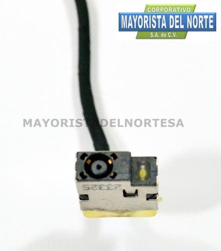 jack conector de corriente hp 14e 14-e048tx 14-e049tx