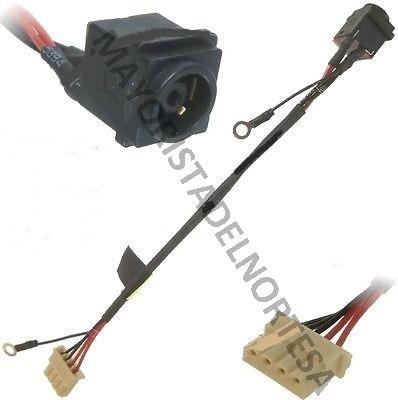 jack conector de corriente sony sve141c11l sve-14 pj545