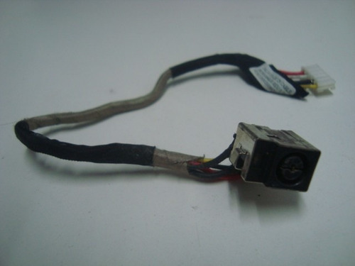 jack - conector power - hp dv4