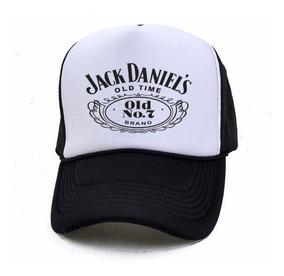 d0d0689a0c31 Jack Daniels - Gorras Trucker Visera Curva Unisex Regulable