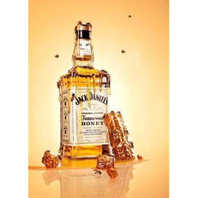 Jack Daniels Honey Mel Original 1 Litro