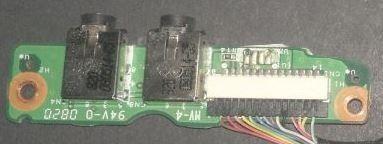 jack de audio hp compaq f700 32at1ab0010 32151e63