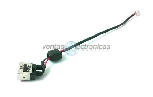 jack de corriente nuevo para toshiba mini nb200 nb205 ipp4