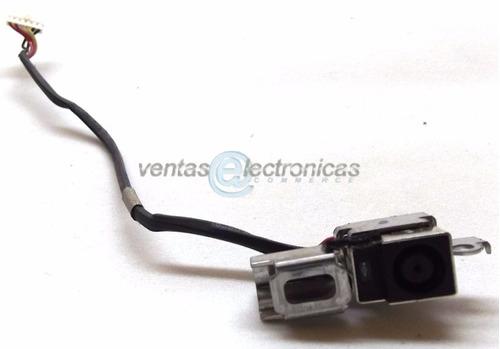 jack de corriente para hp dv6 ipp4