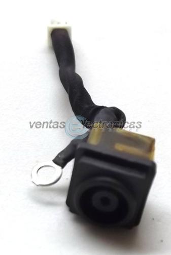 jack de corriente para sony vpcw120al ipp5