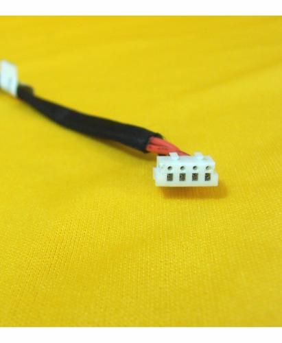 jack de corriente para toshiba satellite a300 a305 ipp4