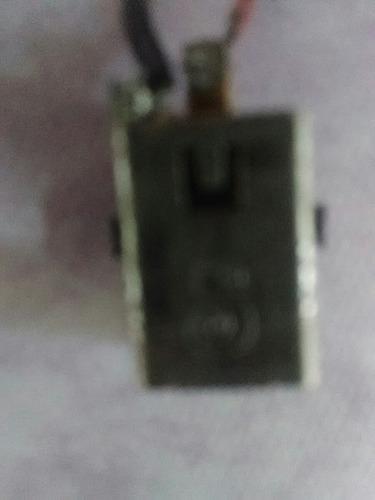 jack de poder para laptop hp mini modelo 210
