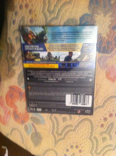 jack el cazagigantes - bluray-dvd - dir. bryan singger