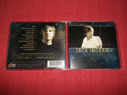 jack ingram - big dreams & high hopes cd imp ed 2009 mdisk