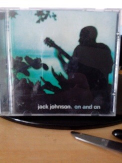 **jack johnson**   **on and on**