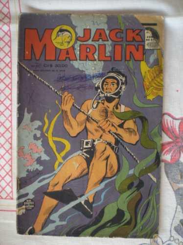 jack marlin nº 04 - rara!