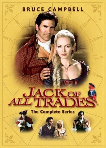 jack of all trades coleccion completa serie tv discos dvd