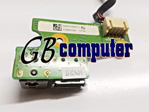jack power ddat8bpb1002 notebook compaq f500 f700 hp dv6700