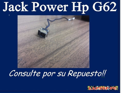 jack power hp g62