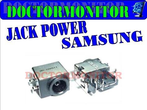 jack power para notebook samsung np - qx410