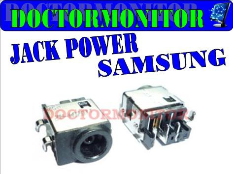 jack power para notebook samsung np - rv515