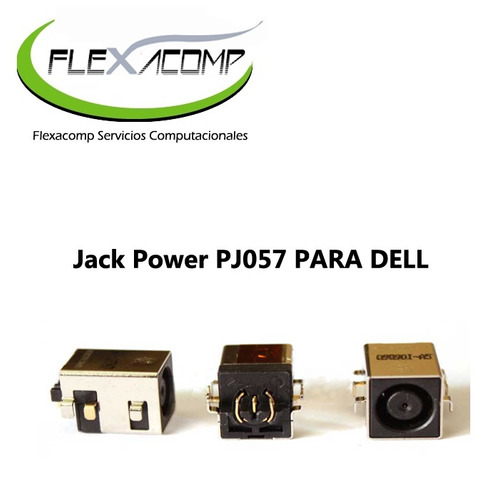 jack power pj057 de 7.4 mm para hp/compaq