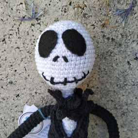 Jack Skellington - Crochet | 284x284