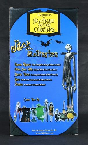 jack skellington nightmare before christmas 35 cms neca