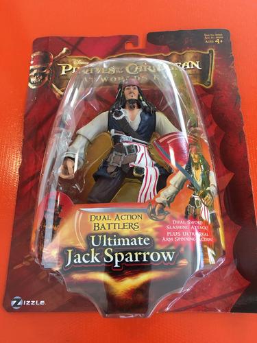 jack sparrow ultimate, piratas del caribe